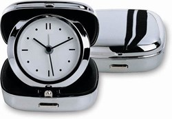 Obrázky: Travel alarm clock with cover